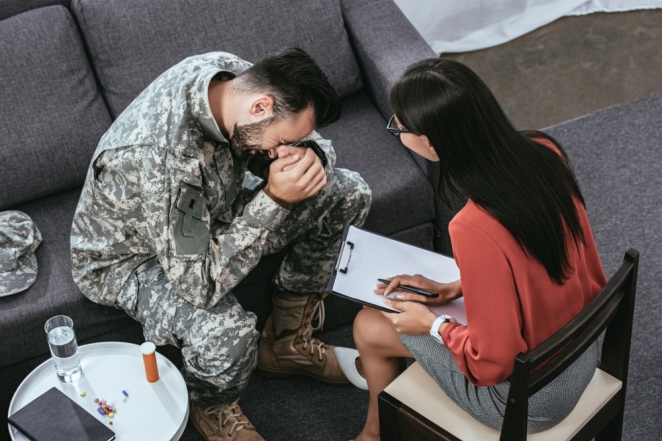 Post-Traumatic Stress Disorder and Chronic Pain